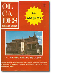 Olcades, temas de Cuenca – nº 12