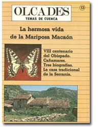 Olcades, temas de Cuenca – nº 13