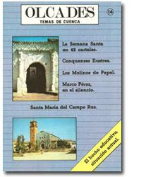 Olcades, temas de Cuenca – nº 14