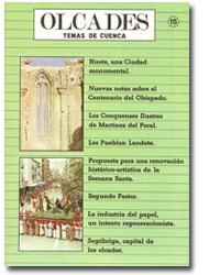 Olcades, temas de Cuenca – nº 15