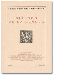 Diálogo de la lengua – nº 2