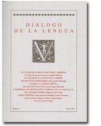 Diálogo de la lengua – nº 9