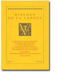 Diálogo de la lengua – nº 10