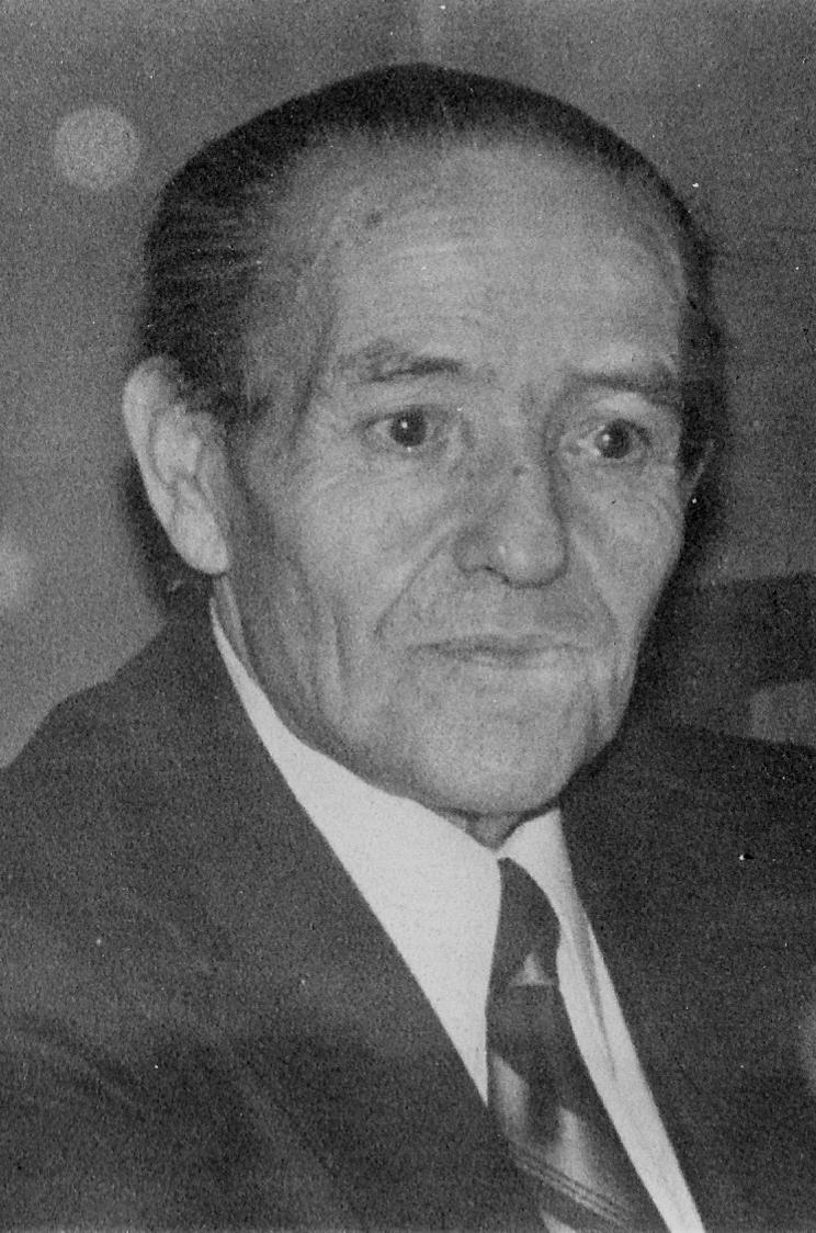 Lee más sobre el artículo Chacón García, José