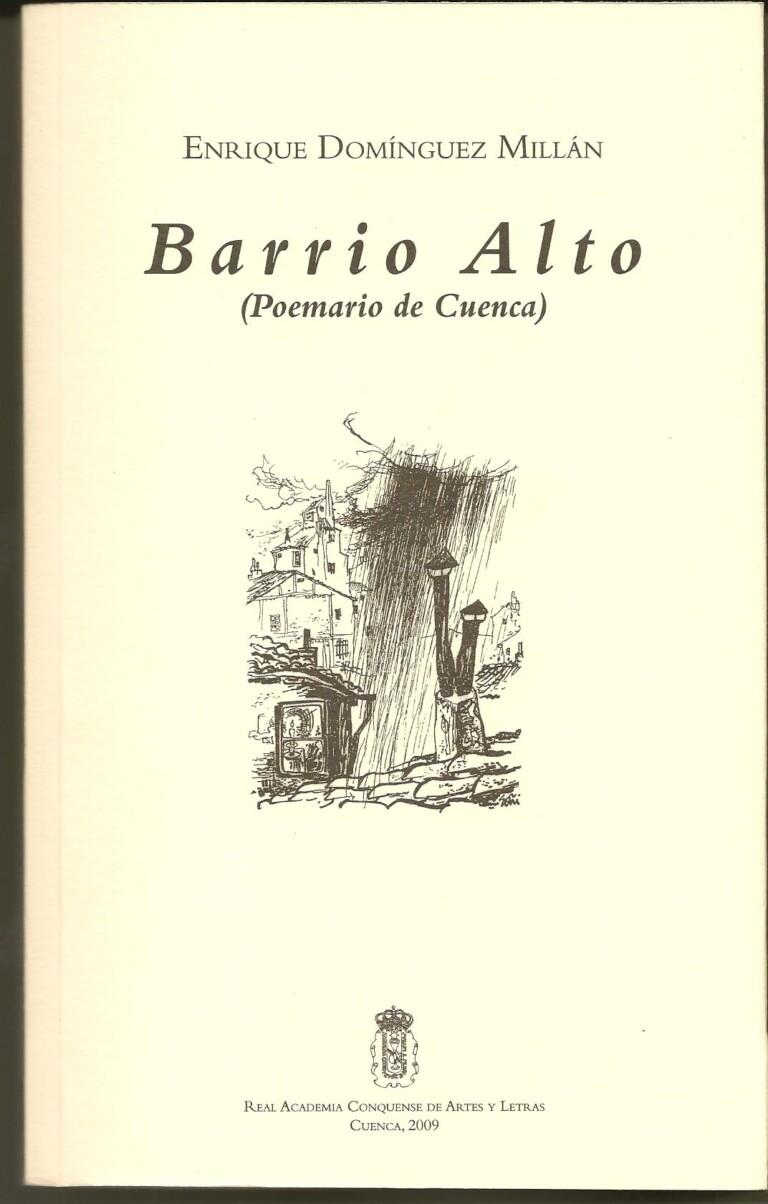 Lee más sobre el artículo Barrio Alto (Poemario de Cuenca)