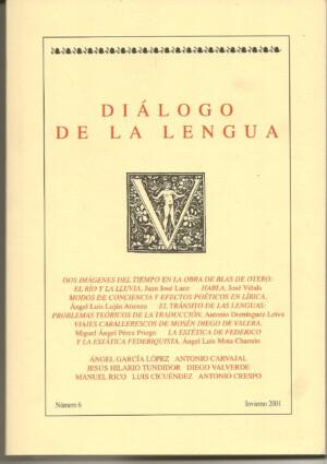 Diálogo de la lengua – nº 6