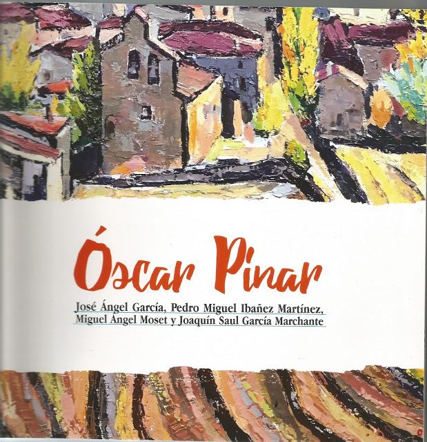 Lee más sobre el artículo Un libro sobre Óscar Pinar