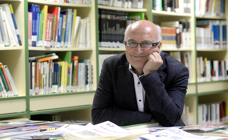 Lee más sobre el artículo Conferencia de Miguel Romero