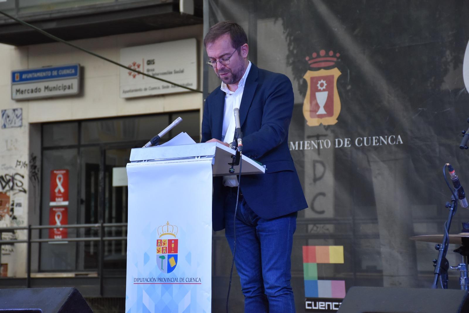 Lee más sobre el artículo Comienza la Feria del Libro de Cuenca